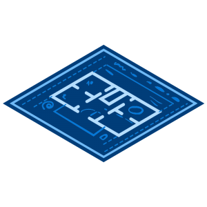 blue-print-vector
